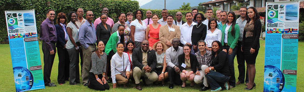 GEF CReW Project Steering Committee Meeting